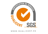 Certification Qualicert SGS