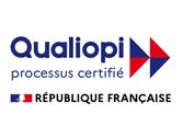 Organisme de formation certifié par Qualiopi